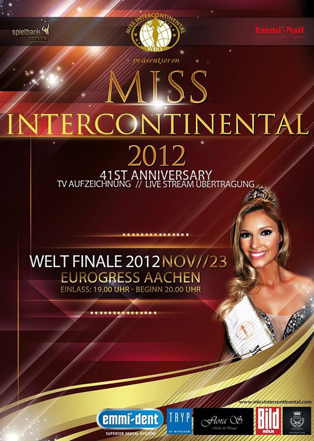 Miss Intercontinental 2012
