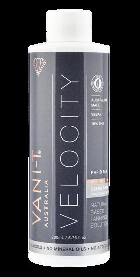 TESTFLASCHE Vani-T VELOCITY Ultra-Dark Spray Tanning Lotion Lösung