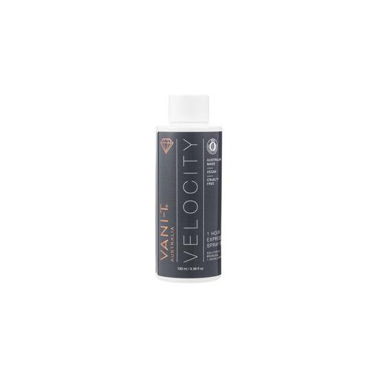 Bild von Vani-T VELOCITY Express Spray Tanning Lotion Testflasche