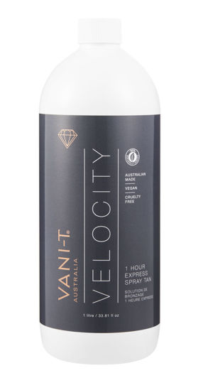 Bild von Vani-T VELOCITY Express Spray Tanning Lotion