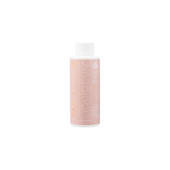 Bild von Vani-T LIQUID SUN Express Spray Tanning Lotion Testflasche