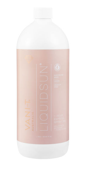 Bild von Vani-T LIQUID SUN Express Spray Tanning Lotion