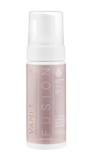 Bild von Vani-T Fusion Express Self Tan Mousse - 150ml