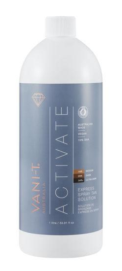 Bild von Vani-T Activate Express Spray Tanning Lotion