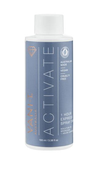 Bild von Vani-T Activate Express Spray Tanning Lotion Testflasche